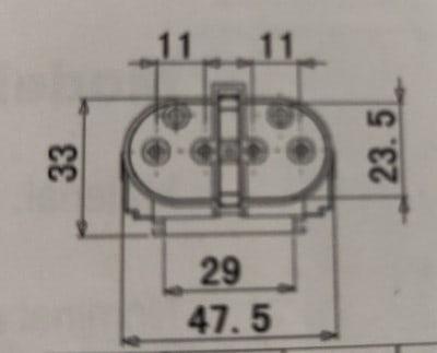 USP003 UV Lamp Spare Parts